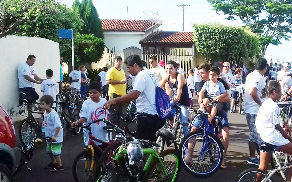 13º Passeio Ciclístico contra o Aedes!