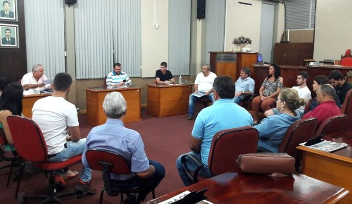 Prefeitura apresenta Plano Diretor de Turismo a vereadores