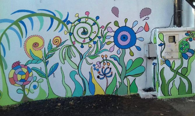 pintura muro 2