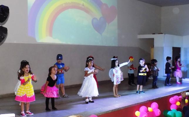 Dança crianças