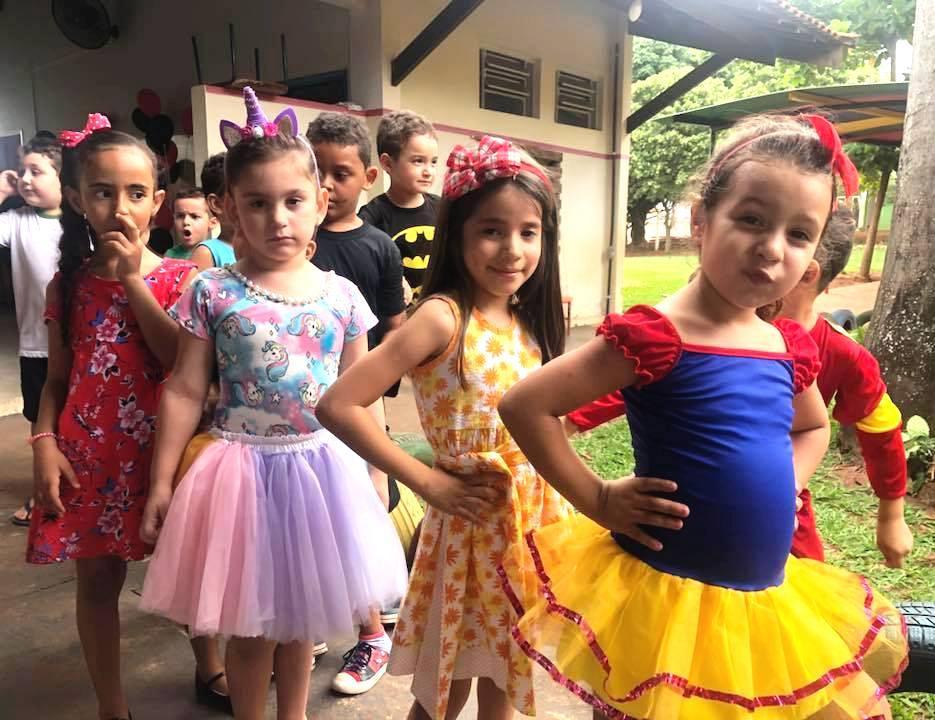 Semana das Crianças nas escolas municipais