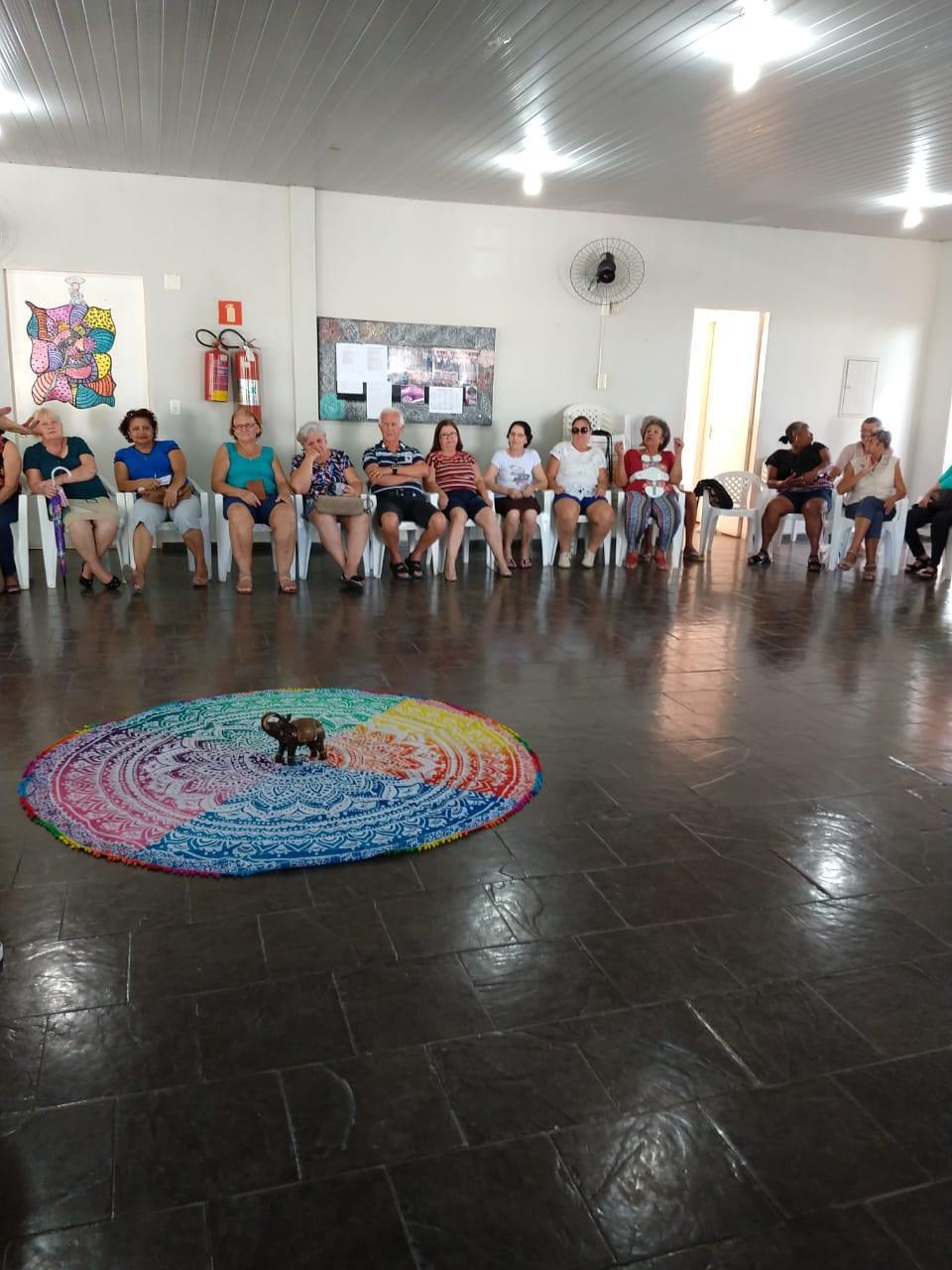 Circulo de dança