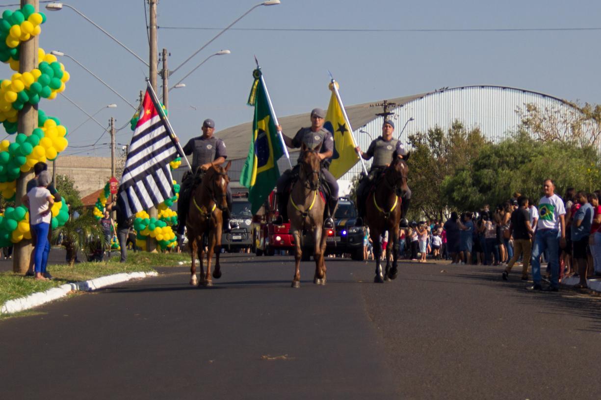 Desfile Civico 2019