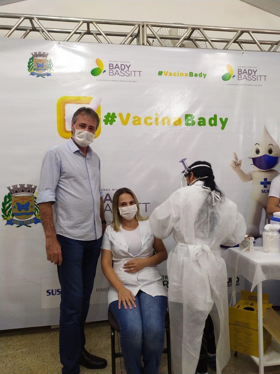 Vacinação Covid-19