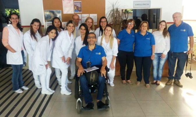 Prefeitura e Rotary realizam Campanha Hepatite Zero