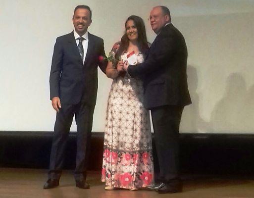 Gestora de Bady Bassitt recebe o prêmio Rosa Fasanelli