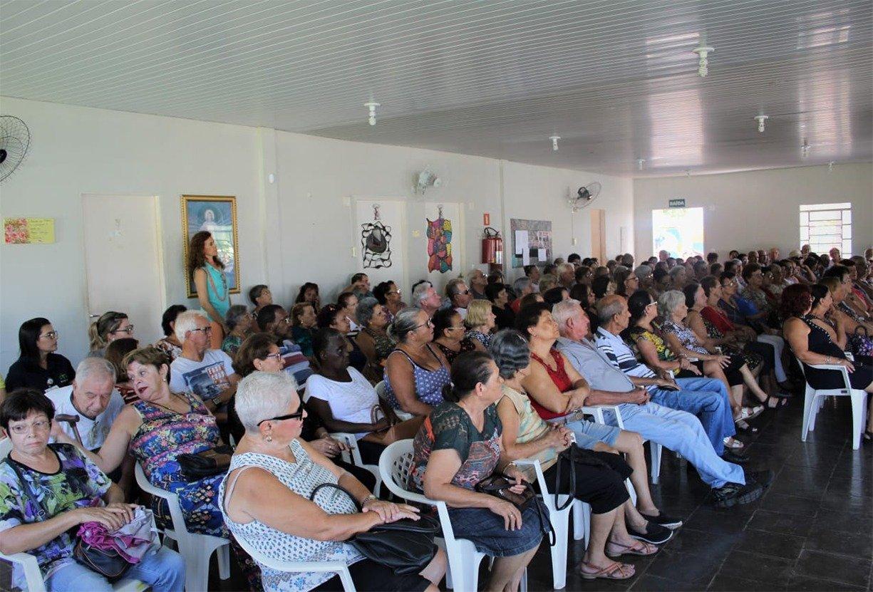 Conferência debate os desafios de envelhecer no século 21