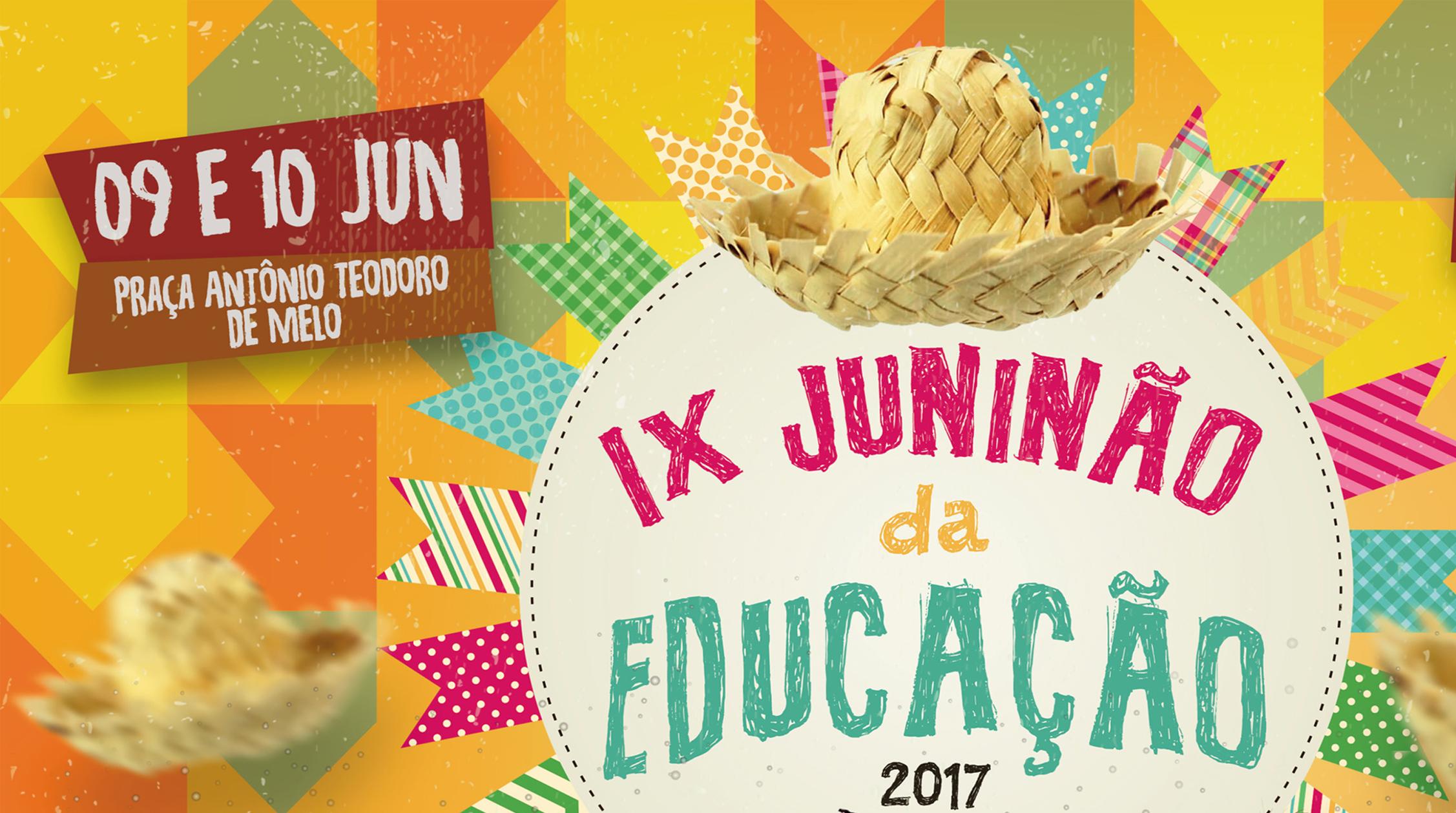Vem ai, IX Juninão da Educação em Bady Bassitt!!