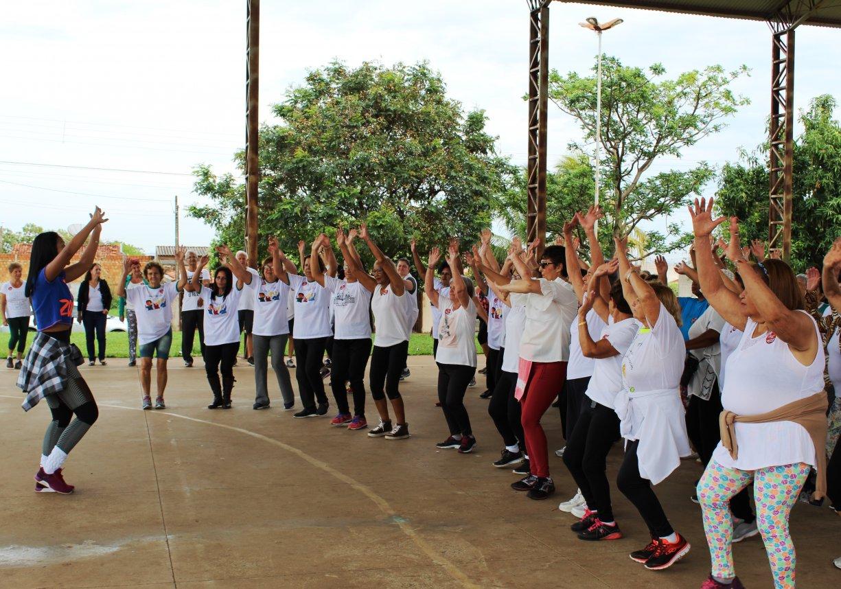 Mais de 150 pessoas celebram o Dia Internacional do Idoso em Bady