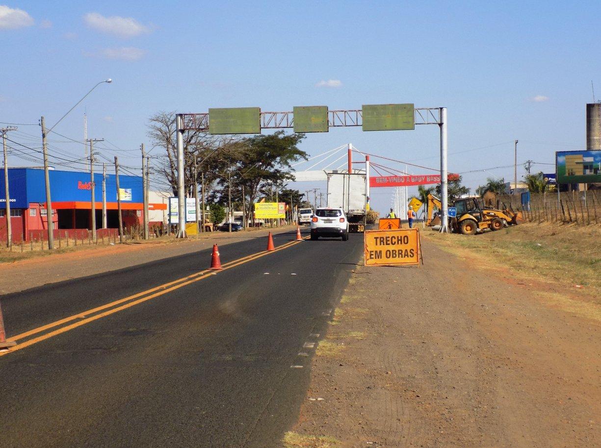 Prefeitura dá início a duplicação de trecho do Portal à BR-153